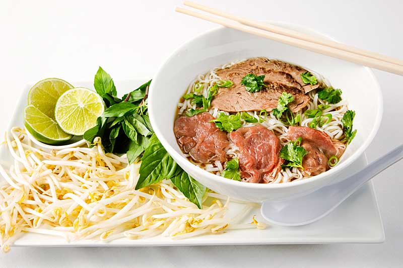 Pho - Vietnamese Beef Noodle Soup • Maggie's Meals • New ...