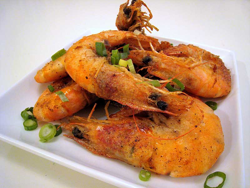 salt pepper salt and pepper shrimp with salt and pepper shrimp spicy ...