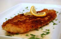 Pan Fried Sole